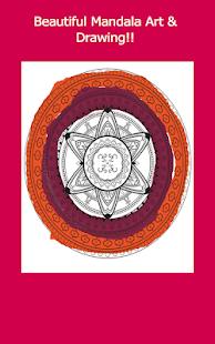 Mandala Coloring Book: Adult Stress Free Game for PC-Windows 7,8,10 and Mac apk screenshot 1