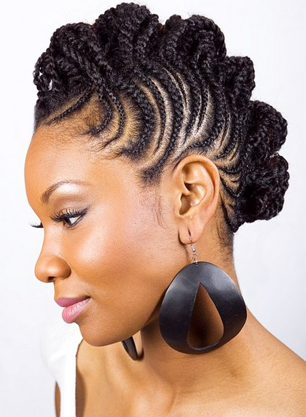Ghana Braids Hairstyles 2019 With Pictures For Black Women S