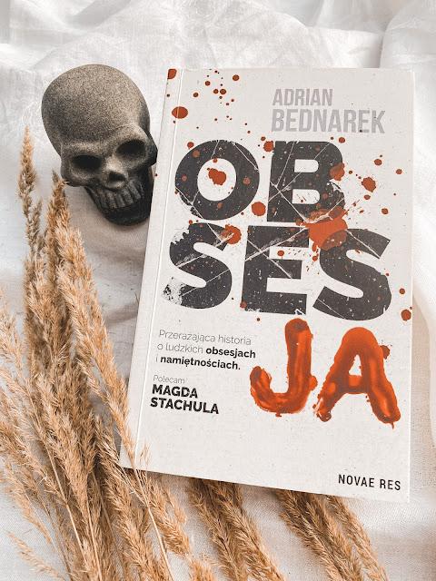 Adrian Bednarek - Obsesja