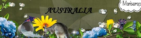 "Kit ""Australia"" de Mariscrap + freebie Image1"