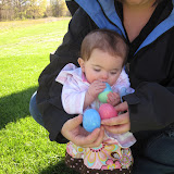 Elizabeth - First Easter