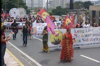Culmina la histórica Conferencia Mundial de Mujeres de Base, Caracas 2011