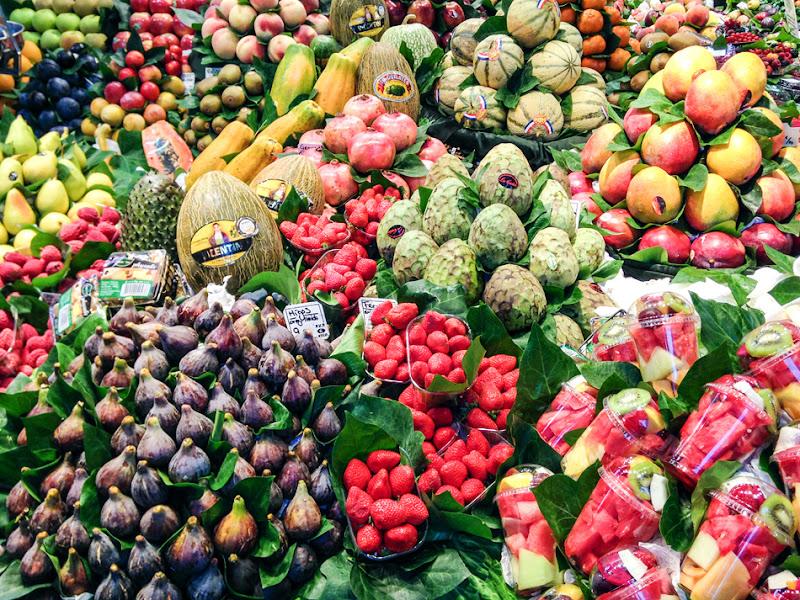 Frutta di papegrafic