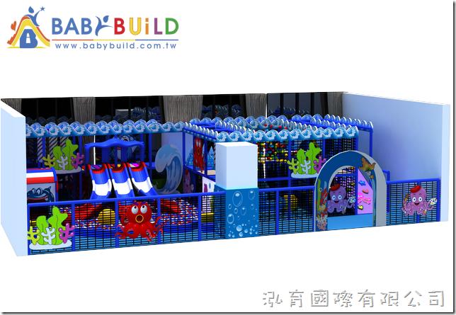 BabyBuild 室內遊具設計