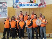Deutscher Meister 2014: BC Tromm