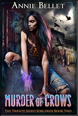 murder of crows the twenty-sided sorceress
