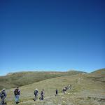 Walkers on Main Range track at Int of Main Range and Muellers Peak track (267113)