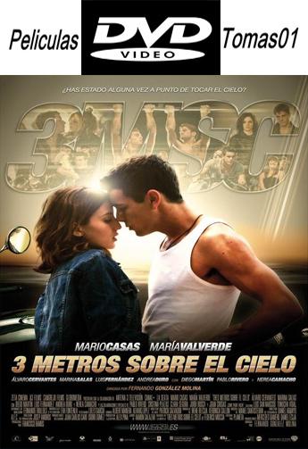 3 Metros Sobre el Cielo (3MSC) (2010) DVDRip