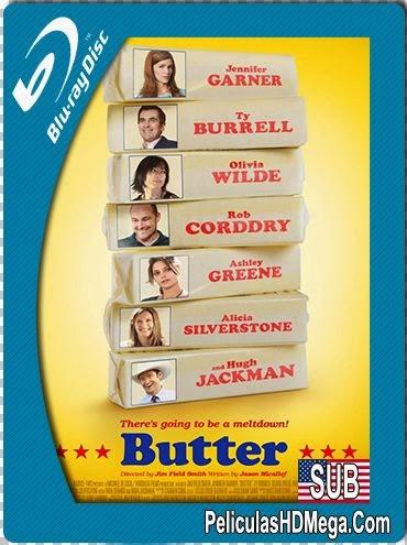 Butter (2011) Latino BDRip 1080