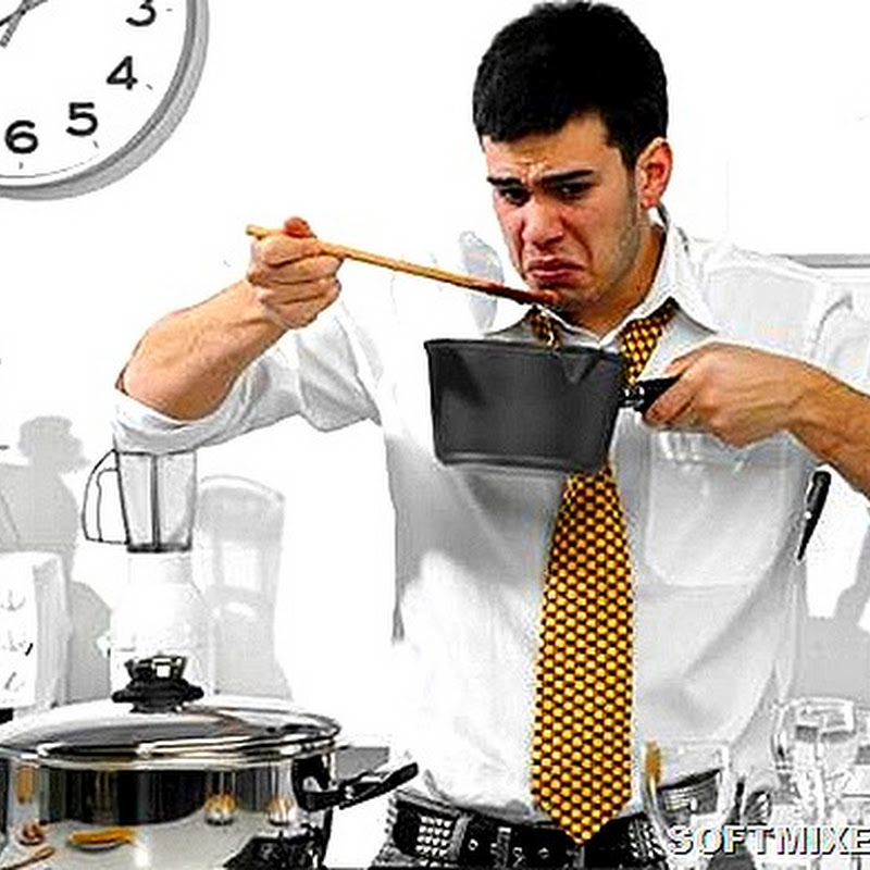Двенадцать кухонных ошибок