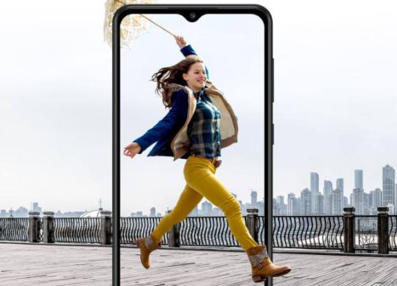 HP samsung a02 harga 1 jutaan dengan tampilan berkelas