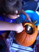pumpkin carving 4