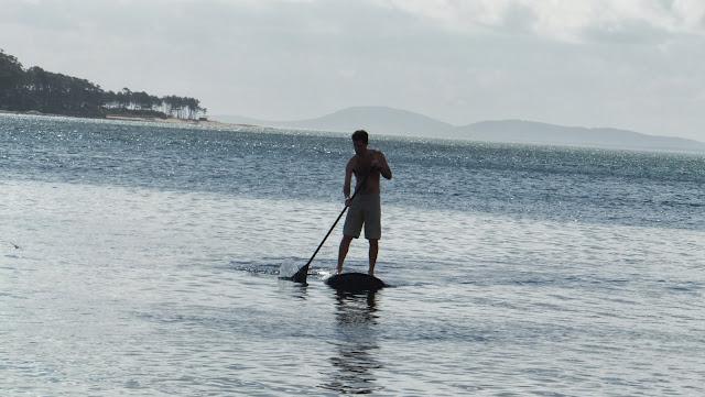 Paddle Board, Rambla Claudio Williman, Punta del Este, Uruguay, Elisa N, Blog de Viajes, Lifestyle, Travel
