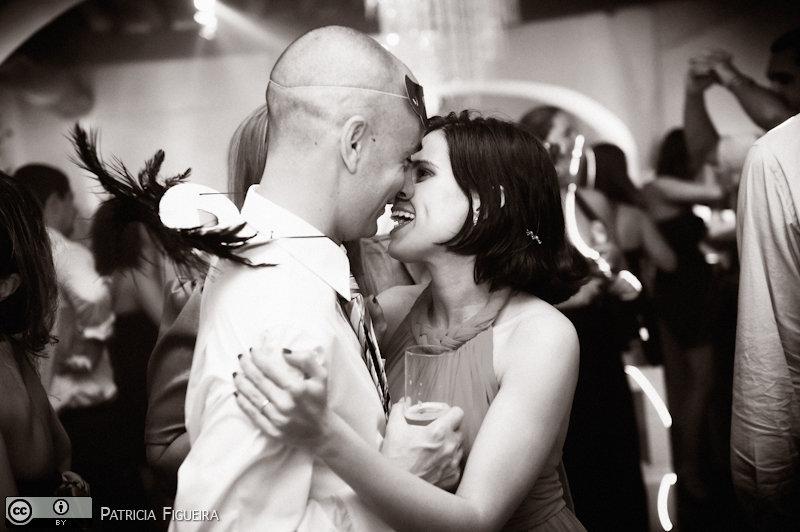 Foto de casamento 1930pb de Lana e Erico. Marcações: 20/11/2010, Casamento Lana e Erico, Rio de Janeiro.