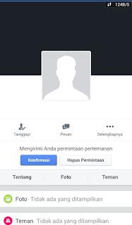 41 Gambar Foto Profil Fb Kosong HD