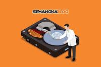 5 Cara Mengembalikan Data dari Hard Disk Rusak