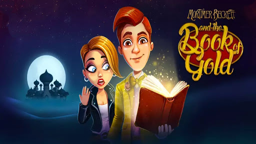 Mortimer Beckett and the Book of Gold APK MOD OBB