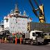 Covid-19: trabalhadores portuários são vacinados em São Paulo