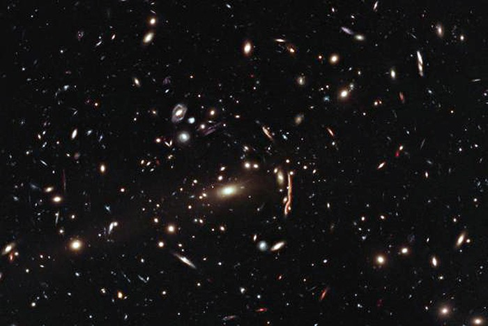 Astronomers-observe-one-of-the-oldest-galaxies-in-the-universe