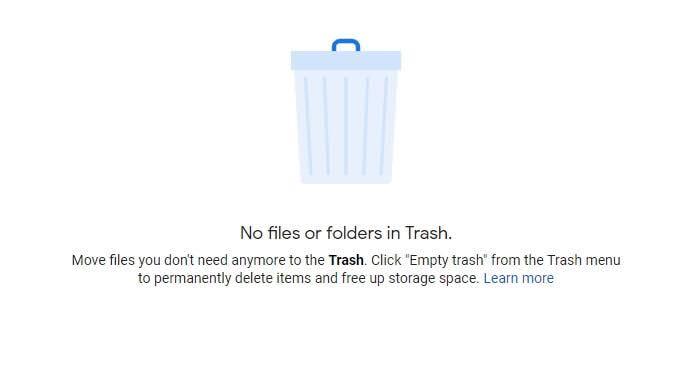 Begini Cara Restore Atau Mengembalikan File Yang Terhapus Di Google Drive