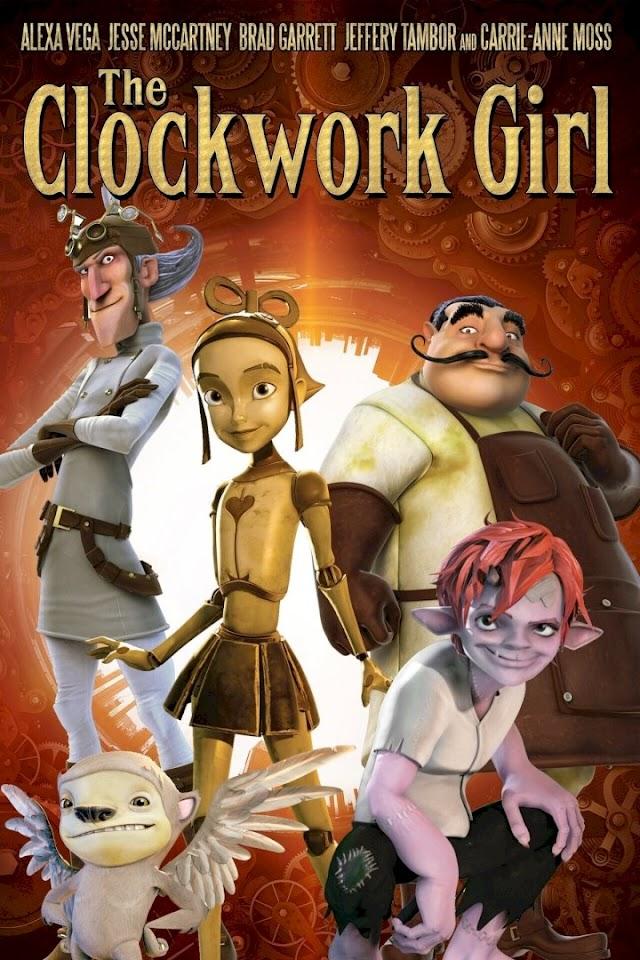 The Clockwork Girl - Full movie
