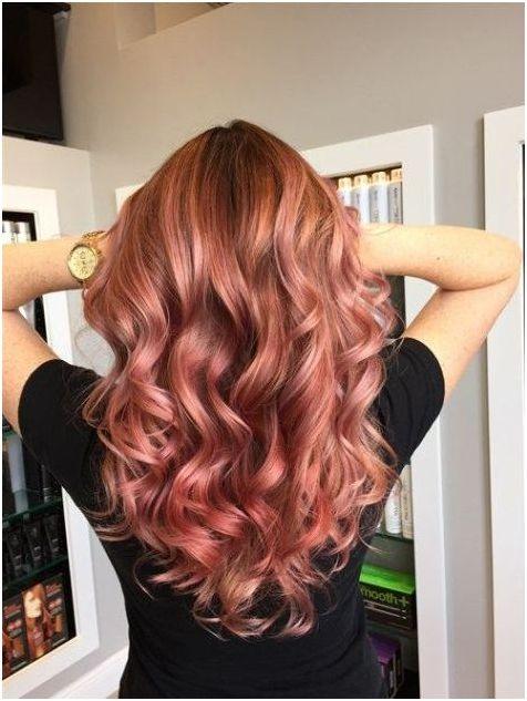 Latest Christmas Hair Color Ideas 2016 Fashion 2d