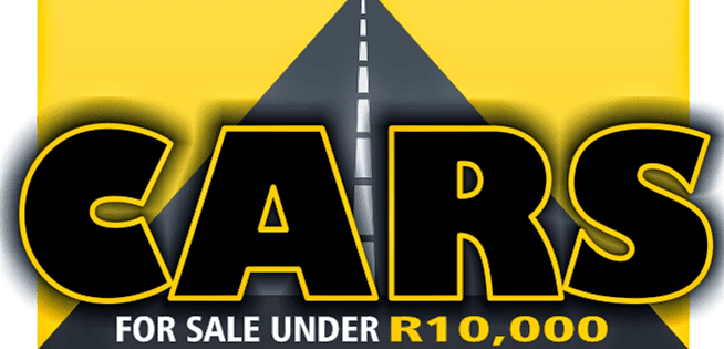 Cars under R10000