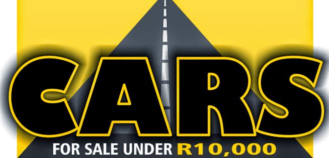 Cars under R10000