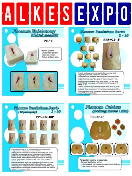 Phantom-Episiotomy-Bukaan-Serviks-0-9-dan-Bokong-Proses-Luka-Cubitus-Alkes-Expo