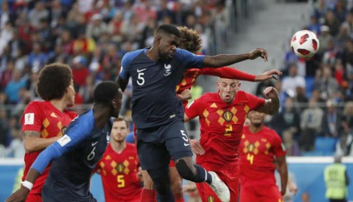 فرنسا وبلجيكا