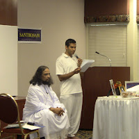 Yoga Dharana workshop