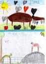 tekeningen maaike