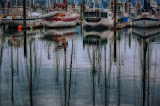 """""""Docked for the Night"""" by Roy Kropp"""