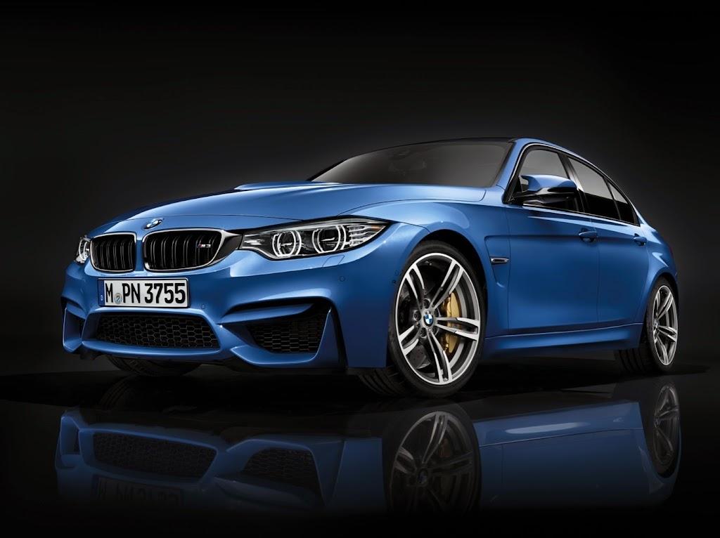 2015 BMW M3 Sedan 429