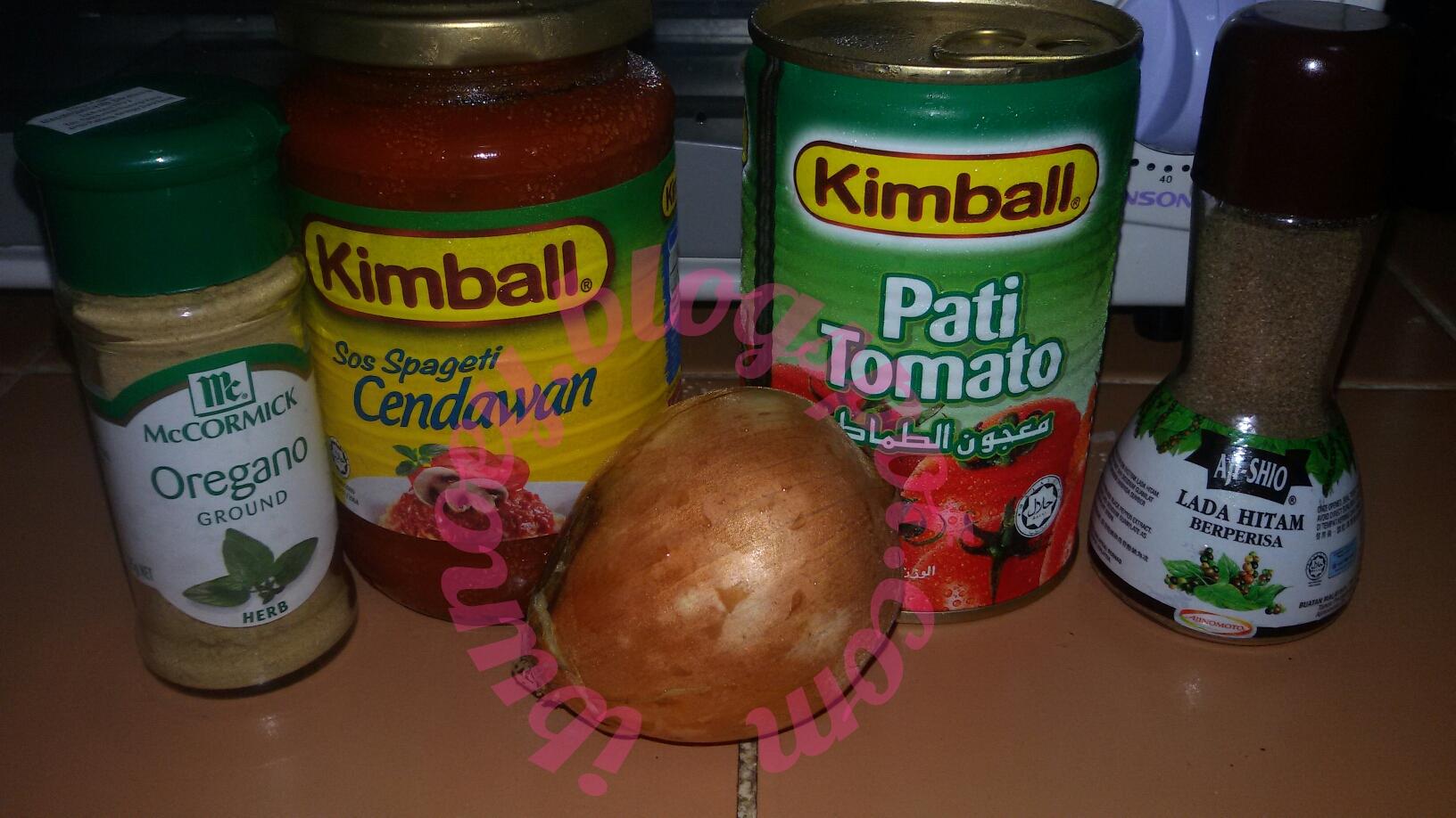 Resepi Spaghetti Sos Cendawan Kimball Brad Erva Doce Info