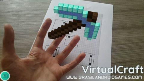 VirtualCraft Imagem do Jogo