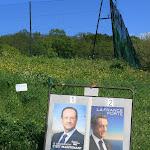 Panneaux électoraux : élections présidentielles 2012
