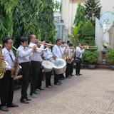 Ban Caritas mừng bổn mạng 2015