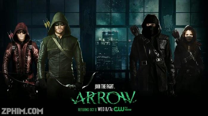Ảnh trong phim Mũi Tên Xanh 3 - Arrow Season 3 1