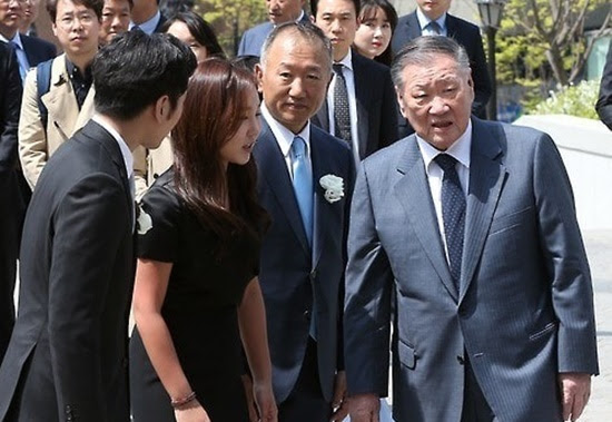 길용우 아들 현대차 그룹 결혼
