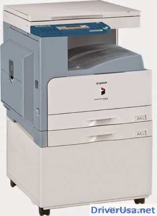 download Canon iR2022N printer's driver