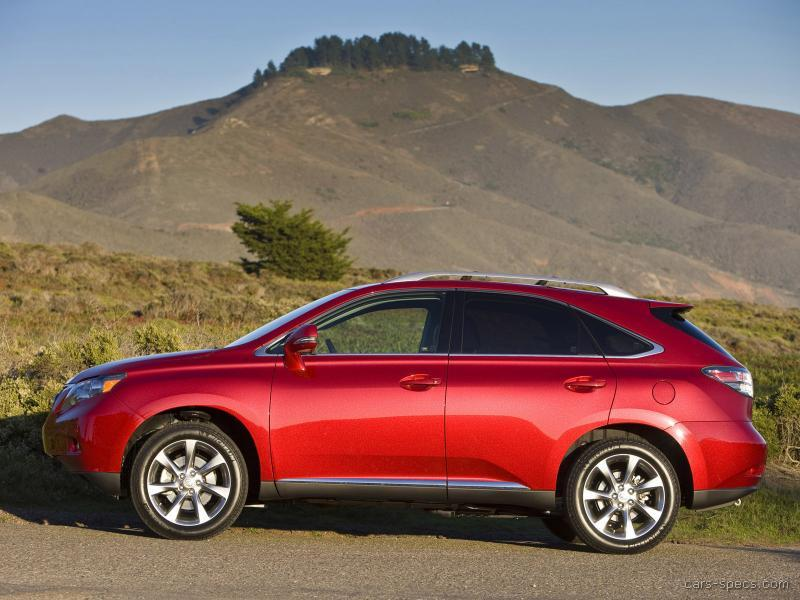 2011 lexus rx 350 suv specifications pictures prices. Black Bedroom Furniture Sets. Home Design Ideas