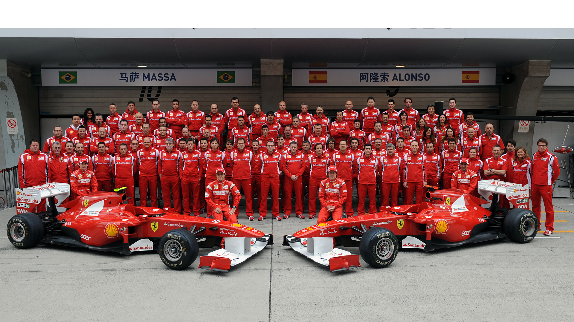 teams formel 1