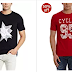 (Buy Now) Amazon - Get 50% Discount On T-shirts Starting From Rs.149
