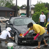 Tibetan Sunday School: Car Wash Fundraiser - IMG_4342.JPG