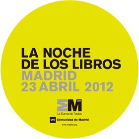 La Noche de los Libros 2012