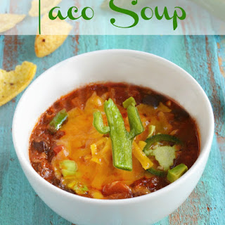 Taco Soup.