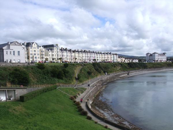 Promenade St Mary s