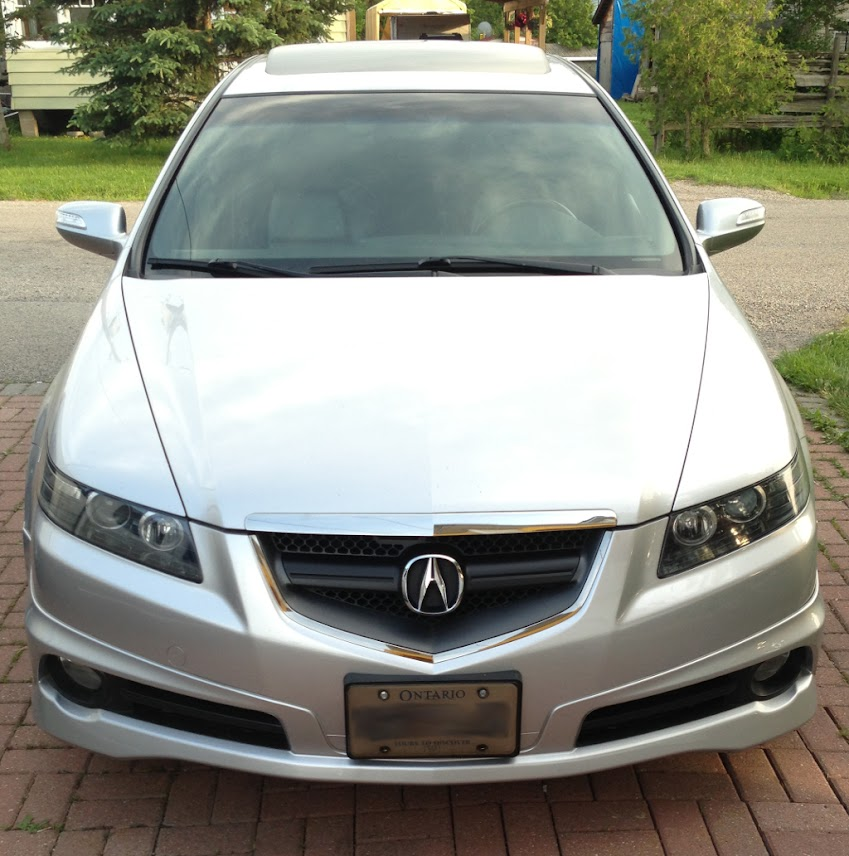 Jon2000's 2008 Acura TL Type S