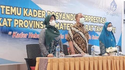 Kader Posyandu Diharapkan Jadi Pelopor Cegah Covid-19 di Nagari